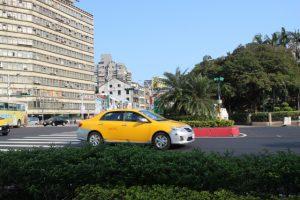タクシー台湾2